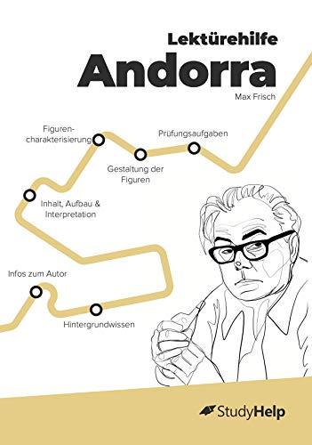 Lektürehilfe zu Andorra - Max Frisch: StudyHelp (Lektürehilfen: von StudyHelp)
