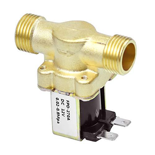 Magnetventil DC12V 3/4