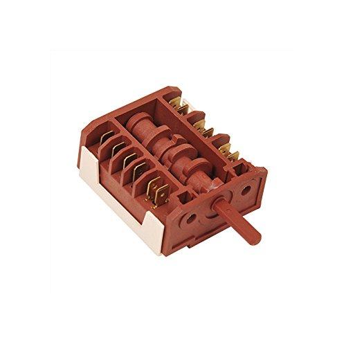 Conmutador de horno Rex Electrolux 3581980129