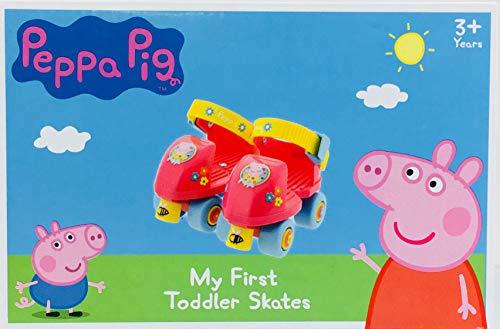 Peppa Pig - Mis primeros patines, ideales para niños pequeños