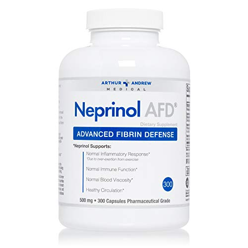 Arthur Andrew Medical, Neprinol AFD, Enzyme Blend for Joint and Immune Health, 300 Capsules