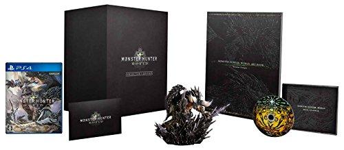 Monster Hunter World - Collector's edition [PS4][Importación Japonesa]