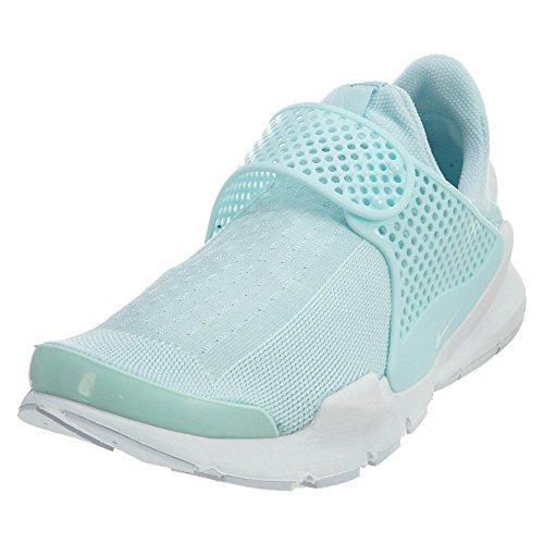 Nike Womens Sock Dart Glacier Blue/White Running Shoe 8 Women US
