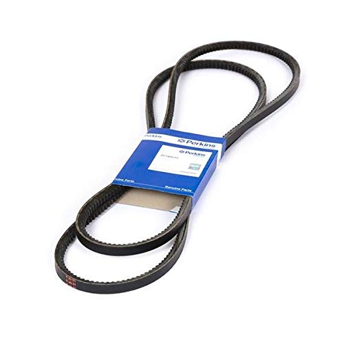 2614B655 Genuine V Belt Perkins - 52.6in (1004 Fed.CC, 1004-4, 1004-40, 1004-40T, 1004-42, 1004-4T, 1004e-4TW, 1006-6, 1006-6T, 1006e-6TW, 1103A-33, 1103A-33T, 1103B-33, 1103B-33T, 1103C-33)