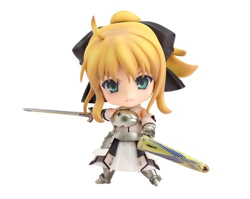 Fate/unlimited codes: Saber Lily Nendoroid PVC figurine