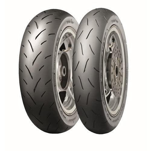 Dunlop 80700 Neumático 120/70-12 51L, Tt93 para 4X4, Verano