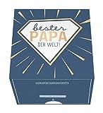 Grafico officina Message in a Box | Idea Regalo | 30 Bigliettini da strappare Bester Papa.