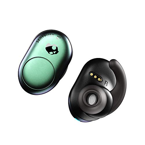 Skullcandy Push True Wireless Earbuds - Psycho Tropical - S2BBW-L638 (Renewed)