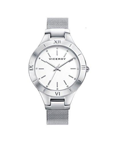 Reloj Viceroy Mujer Plateado 401046-07