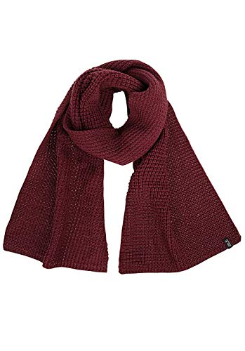 Jack Wolfskin Milton Scarf Unisex-schal, Fall Red, ONE Size