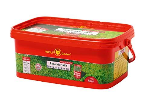 WOLF-Garten - Premium-Rasen plus Aufbau-Dünger L 50 SM; 3810015