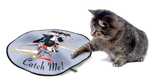 Europet Bernina 409-415337 Katzenspielzeug D&D Adventure Undercover-Mouse Fun, 60 cm - 2