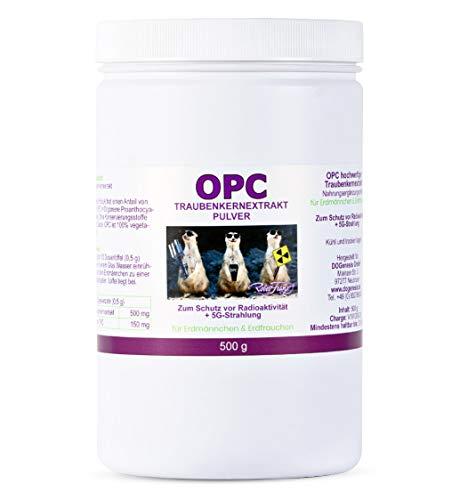 Robert Franz - OPC Traubenkernextrakt Pulver (500 g)