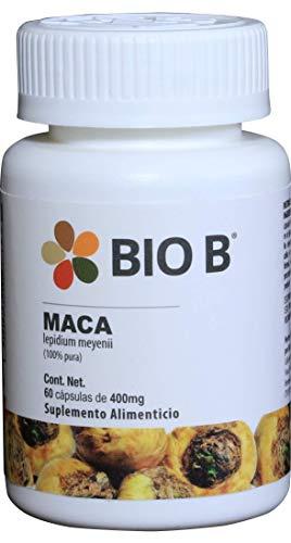 Bio B 60 cápsulas Maca