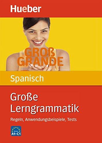 Große Lerngrammatik Spanisch: Regeln, Anwendungsbeispiele, Tests / Buch