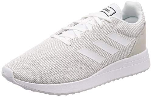 adidas Run70S Scarpe Running Donna, Bianco (Ftwwht/Ftwwht/Greone Ftwwht/Ftwwht/Greone), 40 EU (6.5 UK)