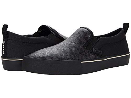 COACH Citysole Skate Signature Sneaker Charcoal Black 9.5 D (M)