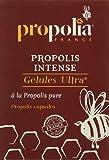 Propolia - Gélules Ultra Propolis Pure G.Végétale - Complément alimentaire - 80 Pièces - 30.2g
