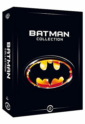 Batman-4 Films Collection 1989-1997