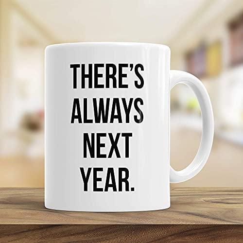 N\A Taza de Broma de Bloqueo, Divertida Taza de té 2021, Taza de cerámica para el hogar y la Oficina,...