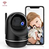 Victure Dual-Band 2.4G & 5Ghz Caméra sans Fil,1080P Camera Surveillance WiFi,Camera...