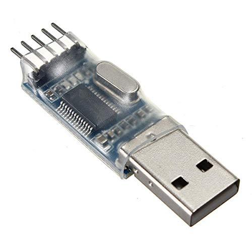 Módulo electrónico PL2303HX USB a RS232 TTL de la viruta del convertidor del adaptador del módulo 10Pcs Equipo electrónico de alta precisión