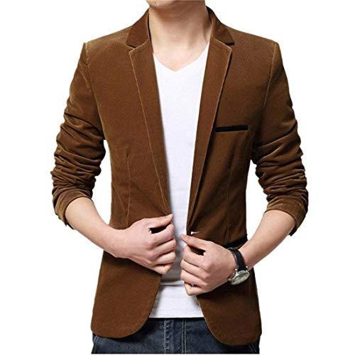 Heren velours blazer pak jacks vrije tijd stijlvolle revers mantel bruiloft chic party pak jack mode smoking