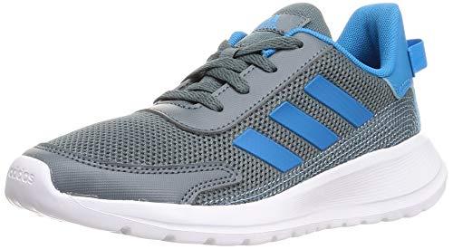adidas TENSAUR Run K, Zapatillas de Running Unisex Adulto, OXIAZU/Azusol/AZUBRU, 39 1/3 EU
