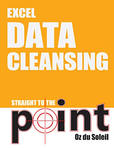 Excel Data Cleansing Straight to the Point Front Cover