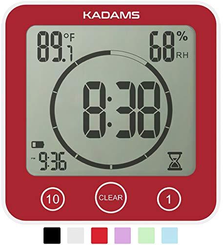 Relojes De Pared Con Termometro E Higrometro  marca KADAMS