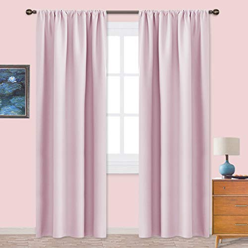 NICETOWN Living Room Blackout Curtains - Nursery Essential