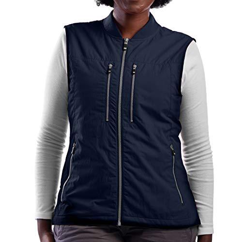 SCOTTeVEST Women's 101 Travel Vest   9 Concealed Pockets   Anti-Pickpocket