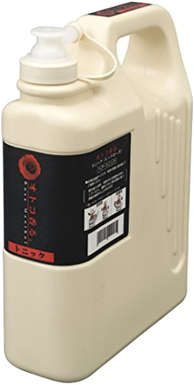 tonic kracie(クラシエ) オトコ香る トニック レッドローズの香り 微香性 業務用 家庭様向け 1050ml 補充サイズ
