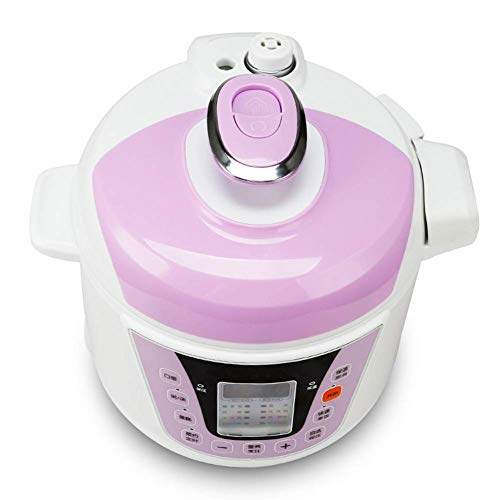 Elektrische snelkookpan, 3L multifunctionele mini elektrische snelkookpan, intelligent, 8 menu, cake machine rijstkoker pot, 24H afspraak 220v AQUILA1125