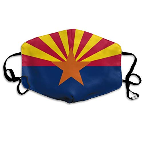 NB Mund-Polyester-Material, Arizona, mit Knöpfen zum Einstellen der Dichte, geeignet für alle.