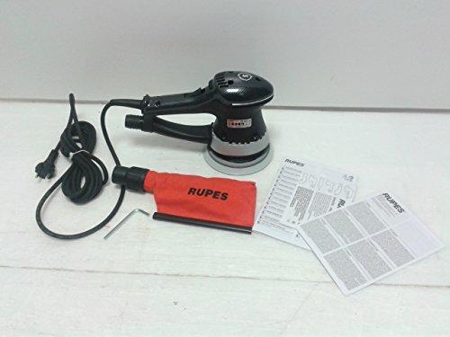 RUPES–Rupes ES 05te Elektrischer Exzenterschleifer mit Staubabsaugung–eigenen er05te