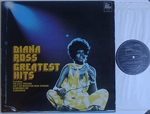 "Diana Ross - Greatest Hits - 12"" LP 1972 - Tamla Motown STMA 8006 - UK Press"