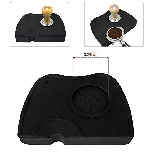 Espresso Tamper Mat, Food Safe S...