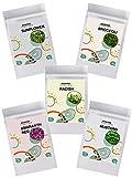 Organic Microgreen Seeds...image