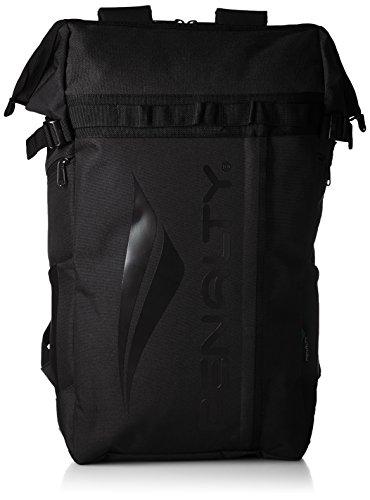[ペナルティ] リュック バックパック アルミフレーム内蔵ポケット PC用ポケット 27L PB5534 ブラック One Size