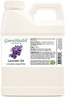 GreenHealth - Lavender 100% Pure Essential Oil - 16 fl oz