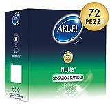Akuel Nulla, Preservativi Sottili e Lubrificati (72)