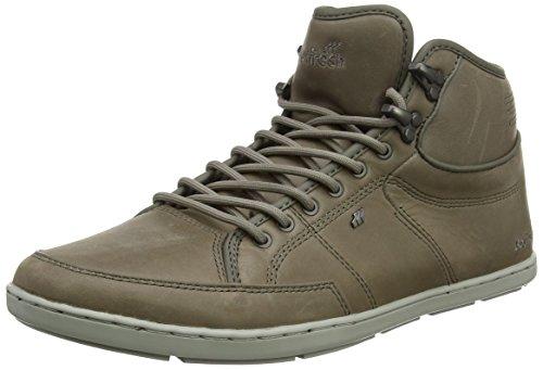 Boxfresh Herren Swapp 3 Hohe Sneaker, Grau (Grau), 41 EU