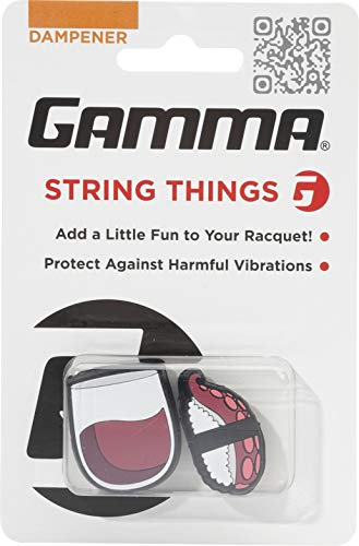 Gamma String Things, Ammortizzatore Unisex-Adulto, Multicolore