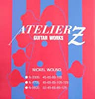ATELIER Z N-3300 NICKEL WOUND BASS STRINGS エレキベース弦×3セット