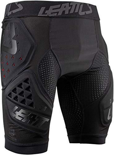 Leatt Schützende Unterhose mit weicher Schale aus 3Df-Material, atmungsaktiver Seitenschutz.