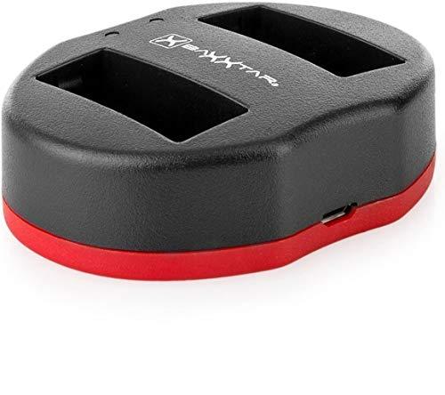 Baxxtar Twin Port 1820/2 USB Dual Cargador para batería Canon LP-E8 a Canon EOS 550D 600D 650D 700D