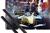 1art1 Formel 1 Poster (91x61 cm) Fernando Alonso, Racing