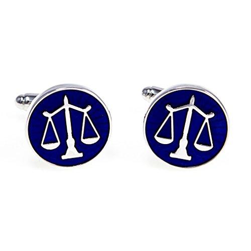 Justice Cufflinks