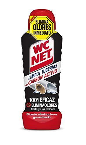 Wc Net Limpia Tuberías con Carbón Activo, Compuesto, Multicolor, 24.5x8.6x7.1 cm, 700
